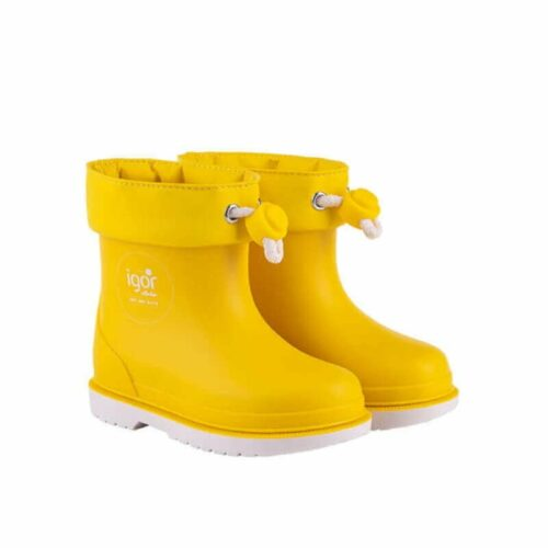 Igor Γαλότσες Splash Nautico Yellow