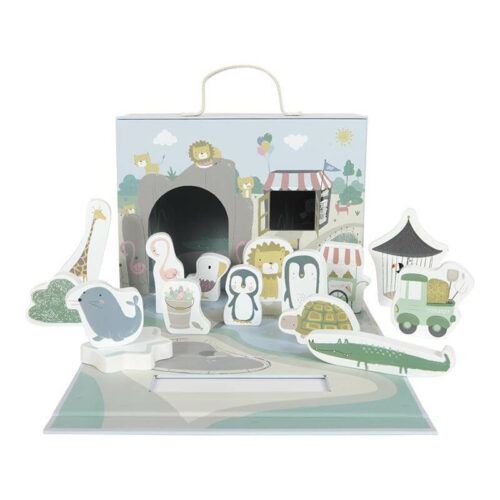 Little Dutch Zoo Play Box