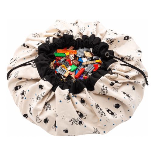 Play & Go Space Glow PlayMat Bag