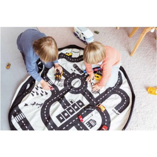 Play & Go Road Map PlayMat