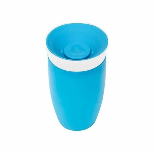 Ποτηράκι εκπαιδευτικό Munchkin Miracle 360˚ Sippy Cup Blue
