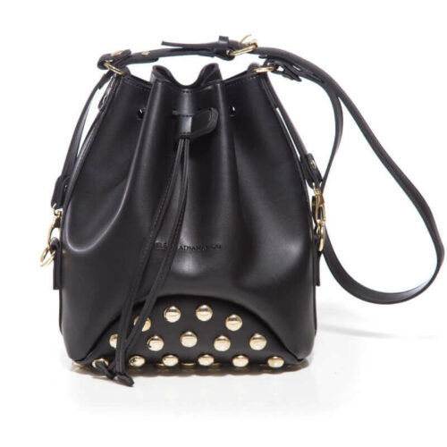 Elena Athanasiou Pouch Bag Fresh Black