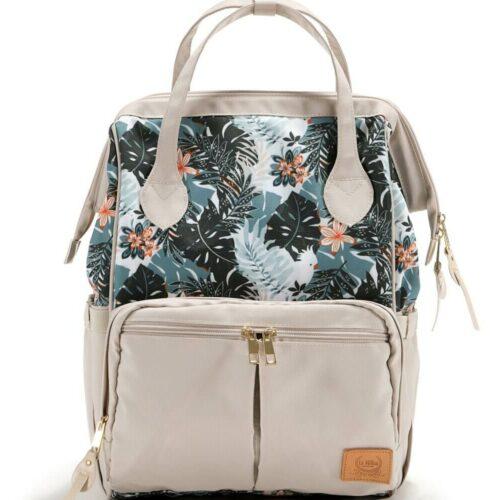 La Millou Mommy Dolce Vita Backpack Papagayo