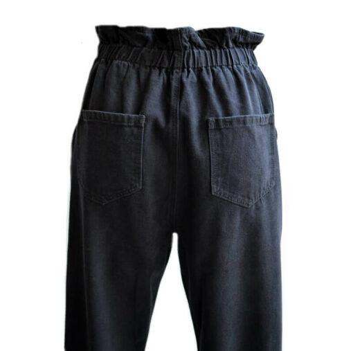 Elastic Mama Jeans - Black