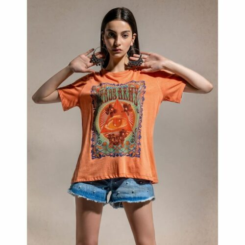Peace & Chaos Psychedelic t-shirt