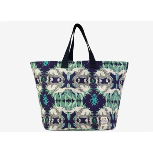 Bleeker & Love Ivory Beach Bag