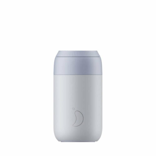 Chilly's Series 2 Coffee Cup 340ml Frost Blue