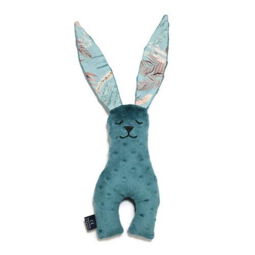 La Millou Small Bunny Boho Palms Deep Ocean