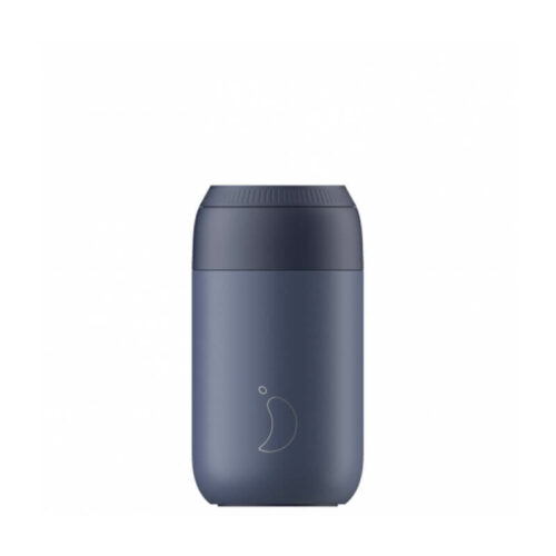 Chilly's Series 2 Coffee Cup 340ml Whale Blue