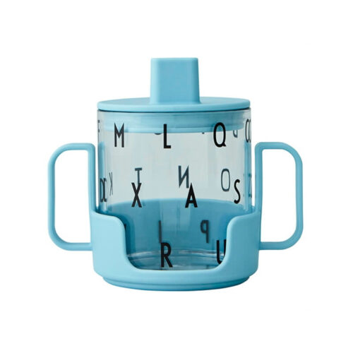 Design Letters Ποτήρι Tritan ''Grow with your cup'' Ice Blue